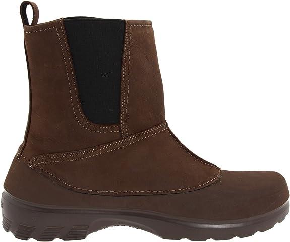 crocs Greeley Greeley - Botas para Hombre, Color marrón, Talla 42: Amazon.es: Zapatos y complementos
