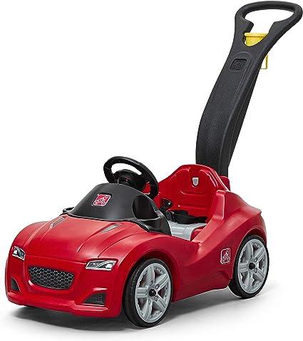 Pink Toddler Ride On Toy Step2 Whisper Ride II Push Car