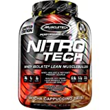 MuscleTech Nitro Tech Performance Series - 1.80 kg (Mocha Cappuccino Swirl)