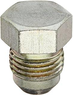 5//8 Tube OD End Size 7//8 JIC m Carbon Steel Eaton Aeroquip 900599-10S Plug Female 37 Degree JIC Fitting JIC 37/° End Types