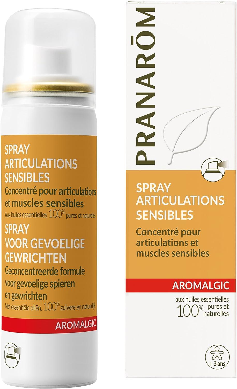 Aromalgic Spray 50 Ml Pranarom: Amazon.es: Salud y cuidado personal