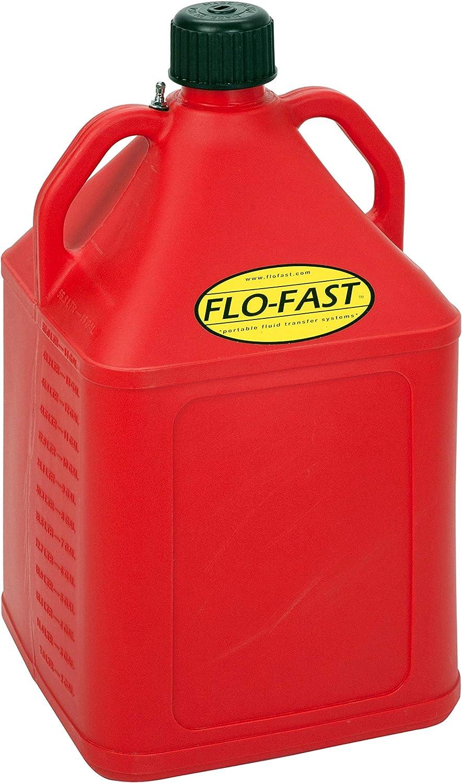 """Fits Flo-Fast//VP Racing Fuel Jug 1/"""" Hose Flo-Fast Cap /& Hose Pour Spout"""