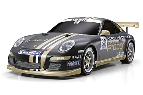 Tamiya Porsche 911 GT3 - Radio-Controlled (RC) land vehicles (Cochecito de