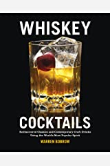 Whiskey Cocktails Paperback
