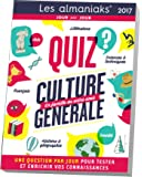 Almaniak Culture générale : 365 jours pour vous tester ! 2017
