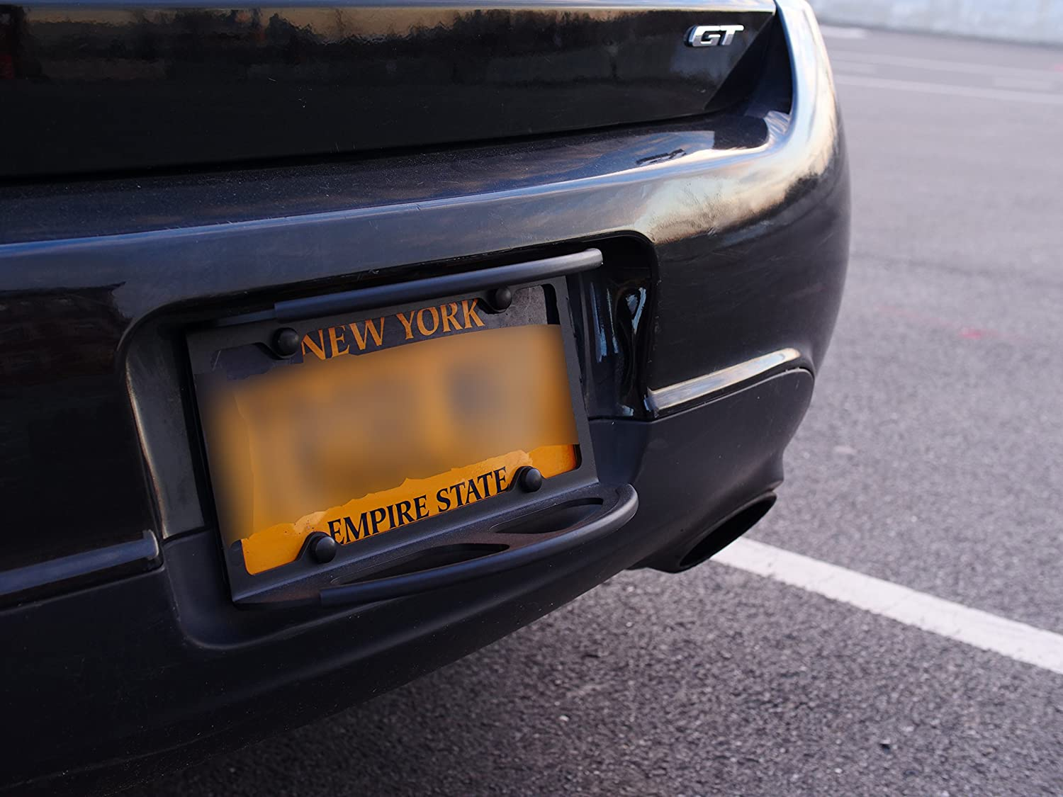 Bumpers & Bumper Accessories Silver The Best Solid Steel License ...