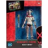 "NJ Croce Suicide Squad Harley Quinn Bendable Action Figure, Multicolor, 8"""