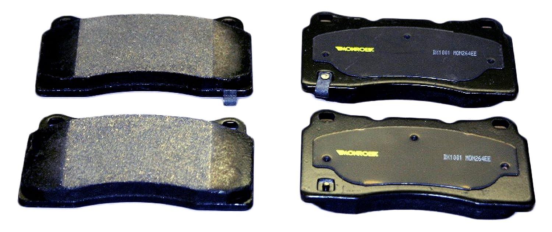 Monroe DX976 Dynamic Premium Brake Pad Set Monroe Brakes