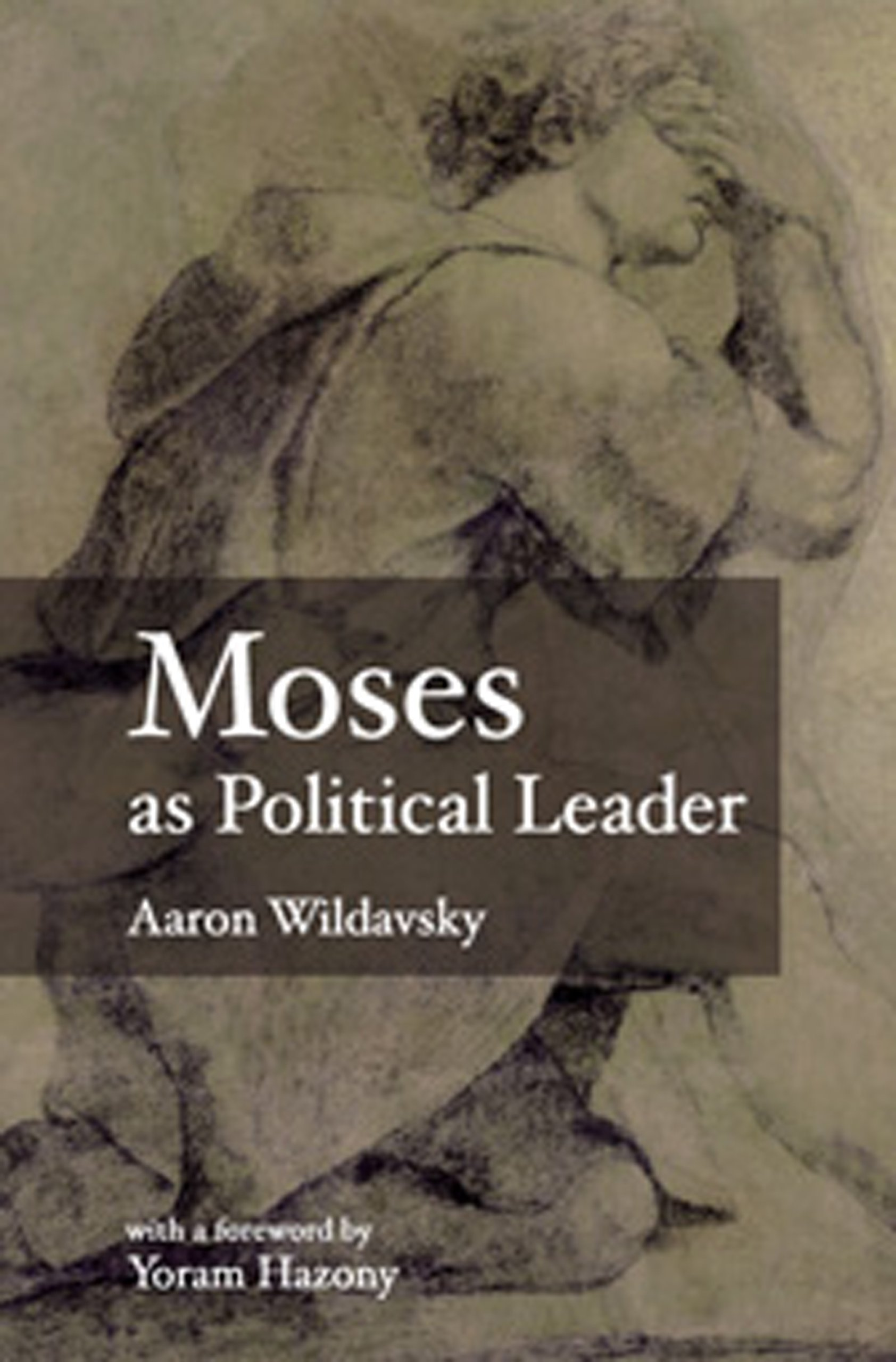 Read Online Moses as Political Leader PDF