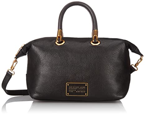 39dc368f30a1 Amazon.com  Marc by Marc Jacobs New Too Hot To Handle Satchel Bag ...