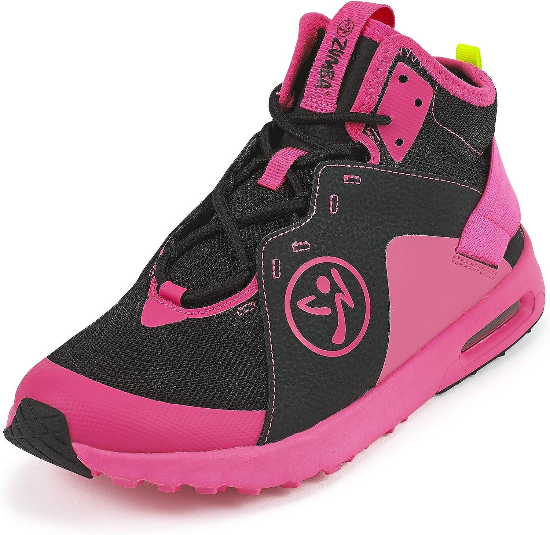 Zumba Air Classic Zapatillas Altas de Mujer Dance Fitness Entrenamiento Sneakers de Moda: Amazon.es: Zapatos y complementos