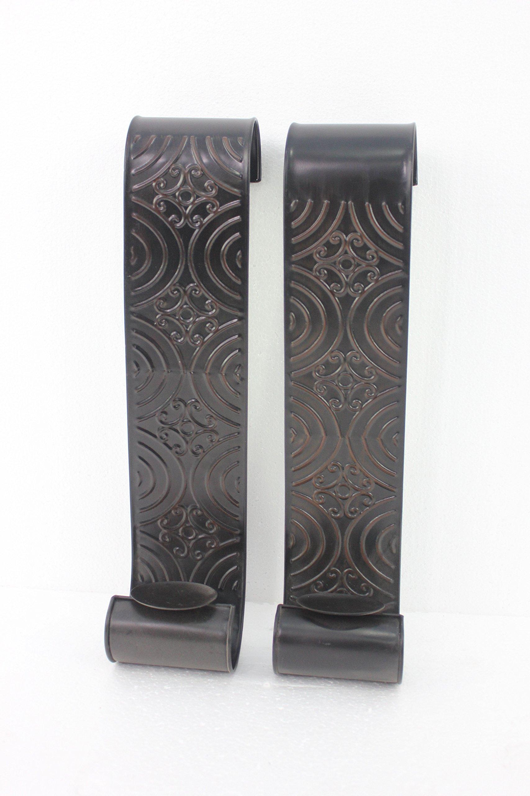 Teton Home WD-056 Metal Sconce