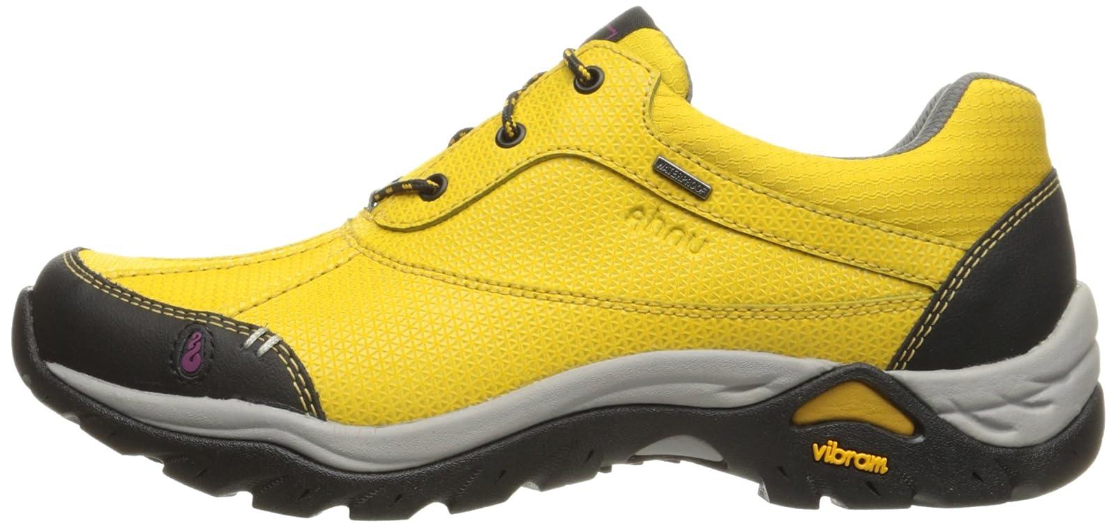 Ahnu Women's Calaveras Waterproof Hiking Shoe 5 M US - 5