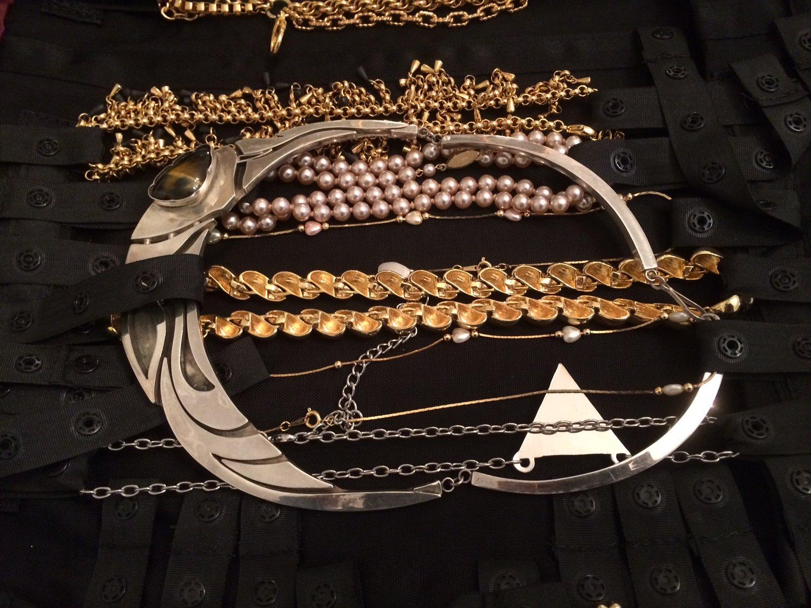 Folding Foldable Storage Case Jewelry Organizer by Jewelry File Portfolio 21 Century Holds over 117 pieces Securely by JewelryFilePortfolio organizer (Image #6)