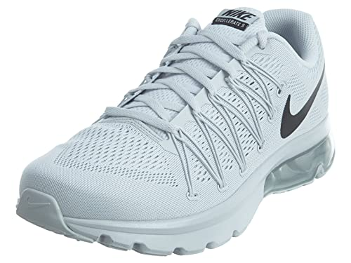 f1ab97d8d3678 Nike Men s AIR MAX Excellerate 5 Pure Platinum Black Running Shoes-9 ...
