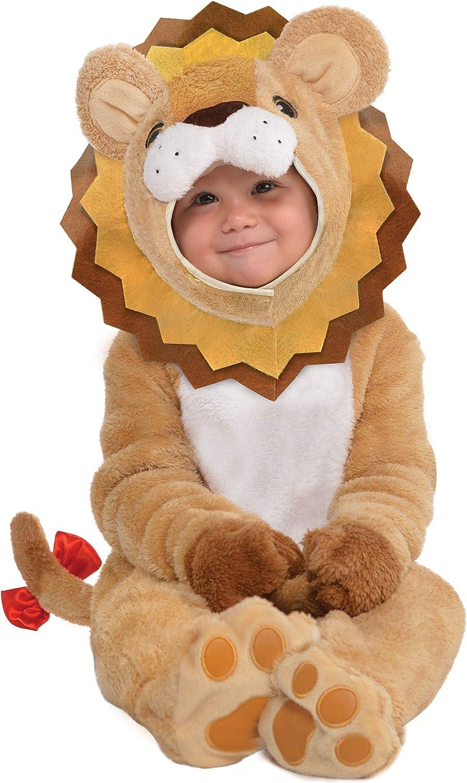 0-6Months) - Dress Up Little Roar Baby Costume, 0- .: Amazon.es ...