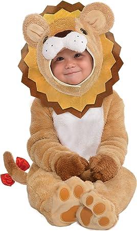 Dress Up - Disfraz para bebé «Little Roar» (de 12 a 24 meses ...
