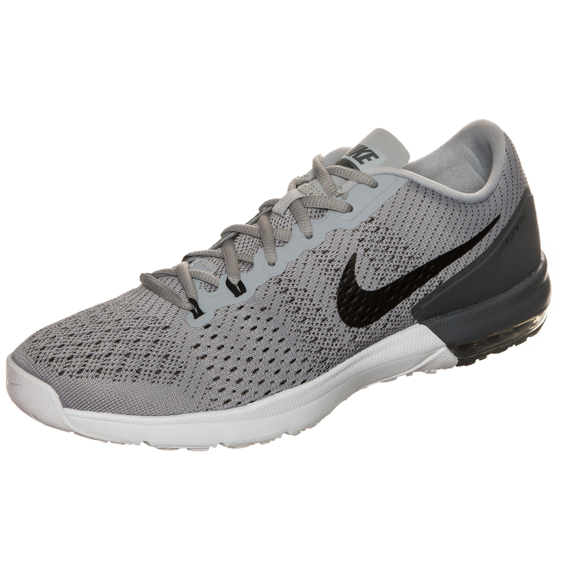 Nike Men's Air Max Typha Training Shoe (7, Wolf Grey/Black-Dark Grey)