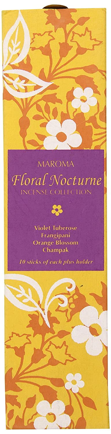 Maroma Incense Collection, Floral Nocturne by Maroma B004RSJZ3Y
