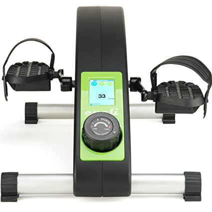 Cycli Under Desk Cycle With Bluetooth, Premium Quality Portable Stationary  Cycle For Calorie Burning
