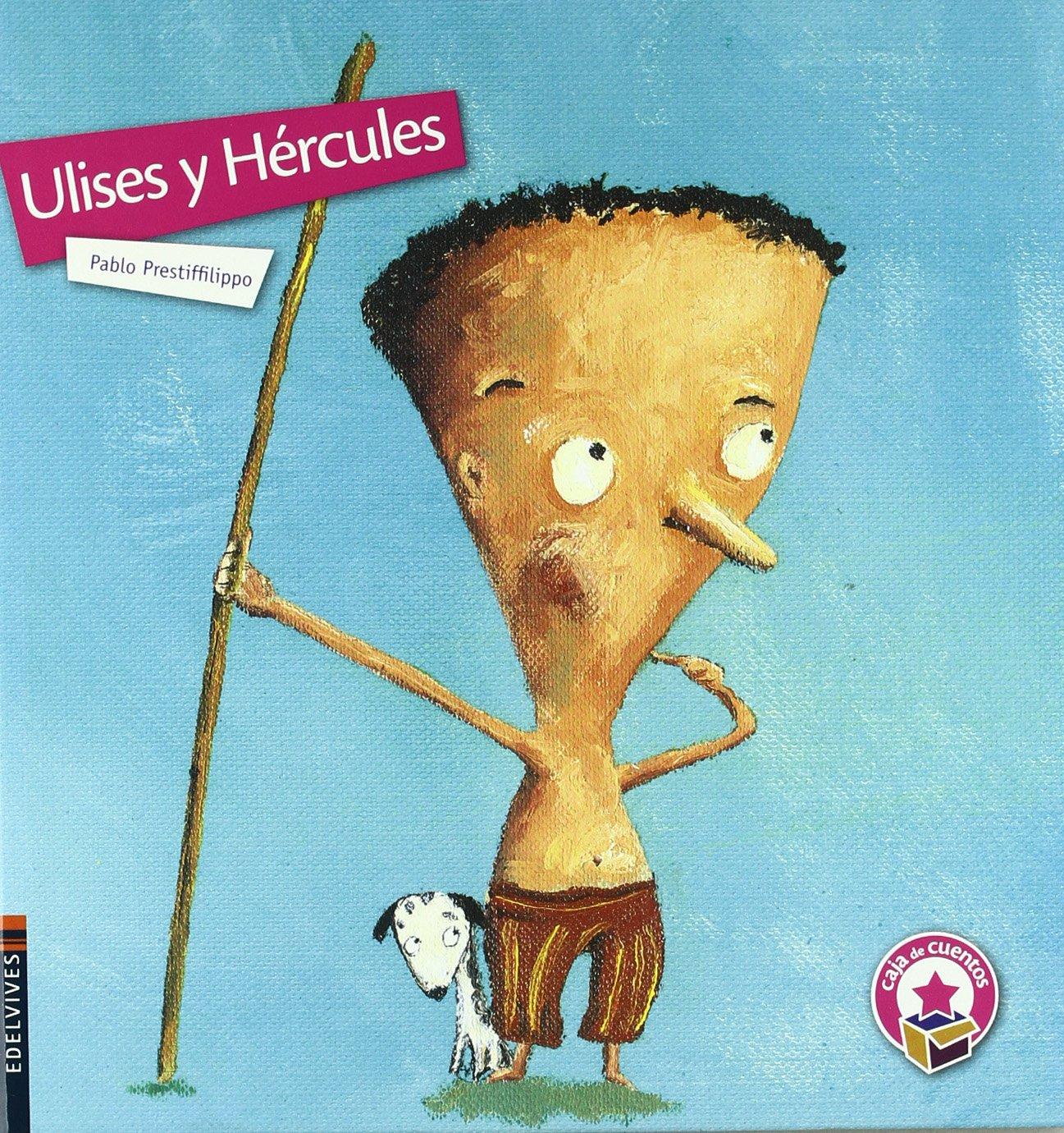 Ulises y Hércules (Caja de cuentos): Amazon.es: Prestiffilippo ...
