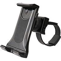 Sunny Health & Fitness Soporte Universal de Bicicleta con Pinza para Celular y Tableta NO. 082