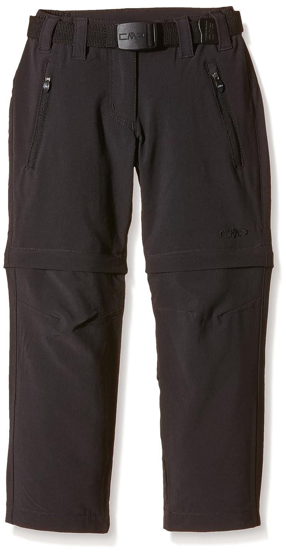 CMP - Pantalón para niña (con cremallera para convertir en bermudas) CMP - F.lli Campagnolo 3T51445