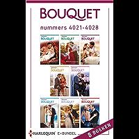 Bouquet e-bundel nummers 4021 - 4028