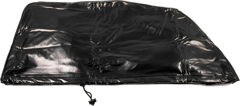 Camco 45265 Black Vinyl Air Conditioner Cover