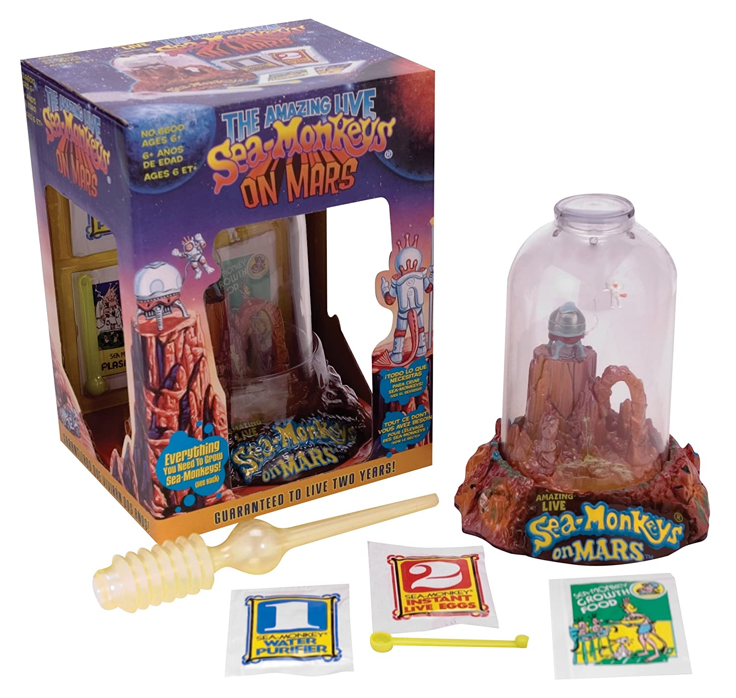 de moda Schylling Sea Monkeys on on on Mars by Schylling  Con 100% de calidad y servicio de% 100.