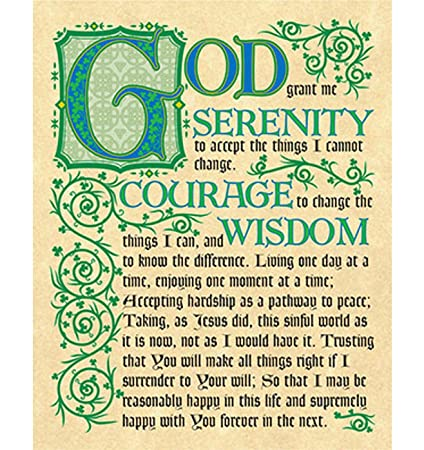 Image result for Irish blessings - God grant me the wisdom