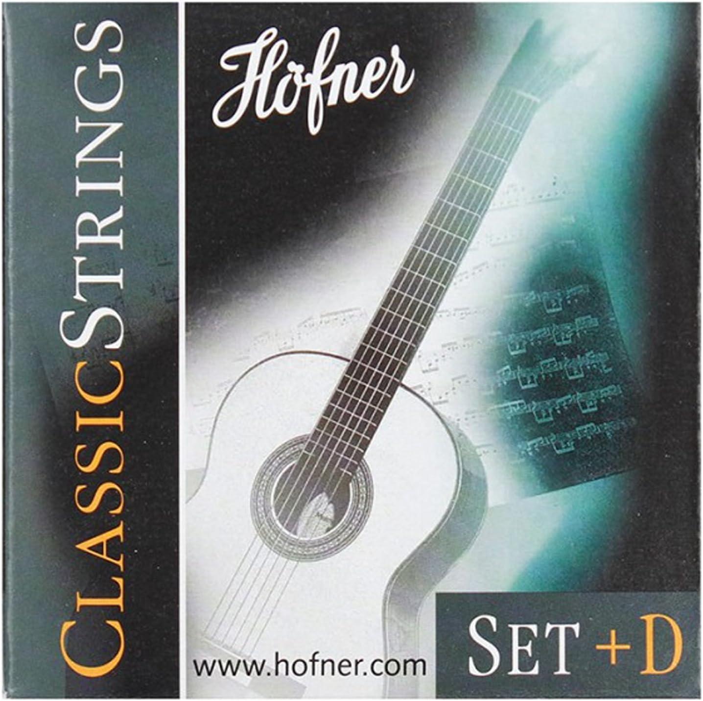 Cordes guitare classique, HCS Set + D Classic: