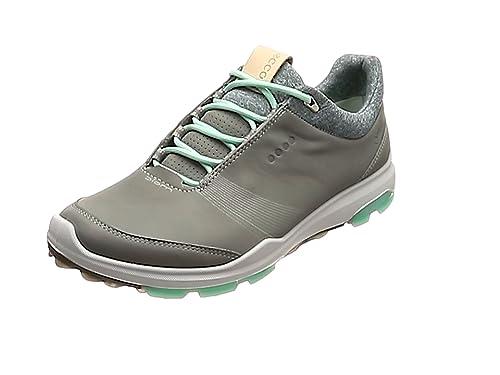 laest technology neuer Stil von 2019 Top Design ECCO Women's Biom Hybrid 3 Gore-tex Golf Shoe