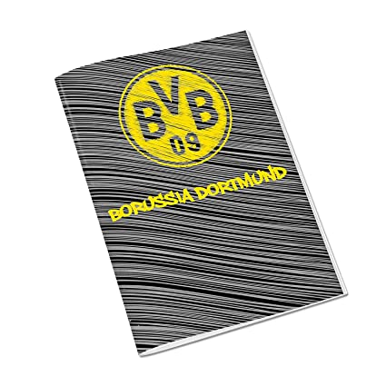 HAUSAUFGABENHEFT HEFT A5  BORUSSIA DORTMUND BVB NEU