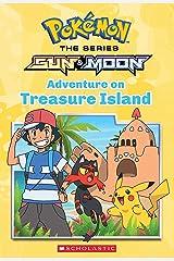 Pokémon Alola Chapter Book #3: Adventure On Treasure Island Paperback