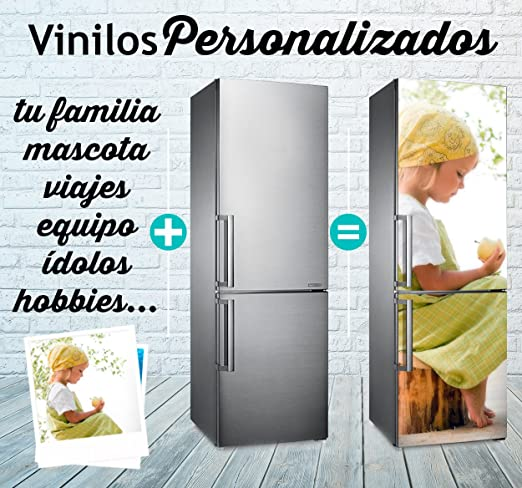 Vinilo para nevera | Stickers Fridge | Pegatina Frigo ...