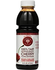 Cherry Bay Orchards Tart Juice Concentrate, Cherry, 16-Ounce