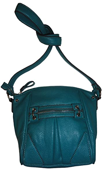 Jessica Simpson Purse Handbag Crossbody Emerald Green: Handbags ...
