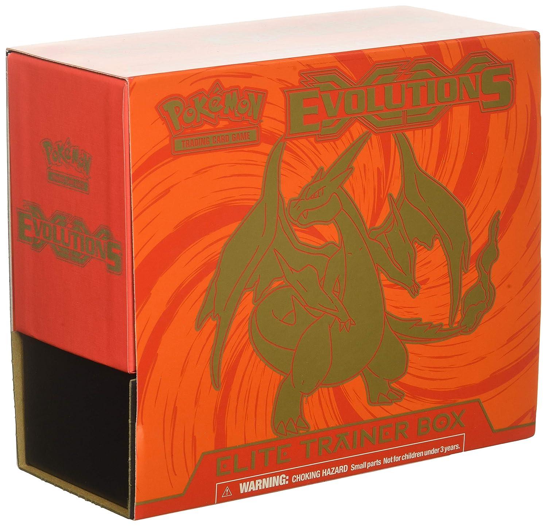 Pokemon TCG Card Game XY Evoultions Boosters Elite Trainer Box Set   Pour Gagner L'éloge Chaleureux De La Part Des Clients