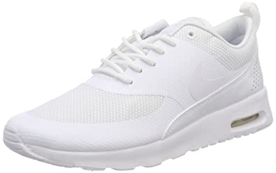 620592f358f7a Nike WMNS AIR Max Thea, Baskets Femme, Blanc, 41 EU: Amazon.fr ...