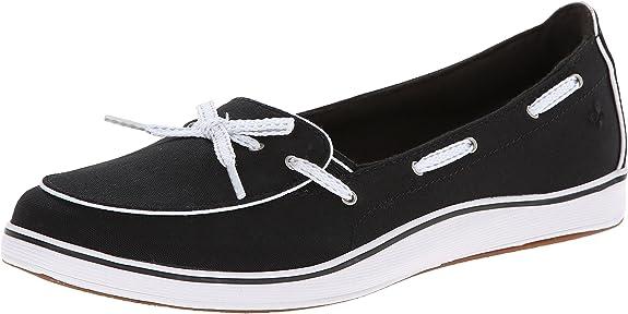 2. Grasshoppers Women's Windham Slip-On Flat