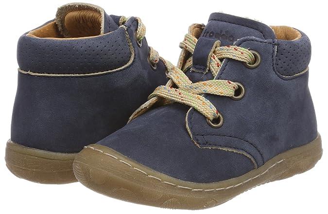 Froddo Children Shoe G2130134, Mocasines para Niños, Azul (Dark Blue I17), 19 EU