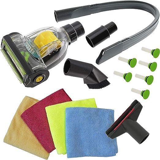 Spares2go - Aspiradora universal para limpieza de coche + 6 ...