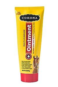 Corona Ointment for Horses, 7 oz Tube