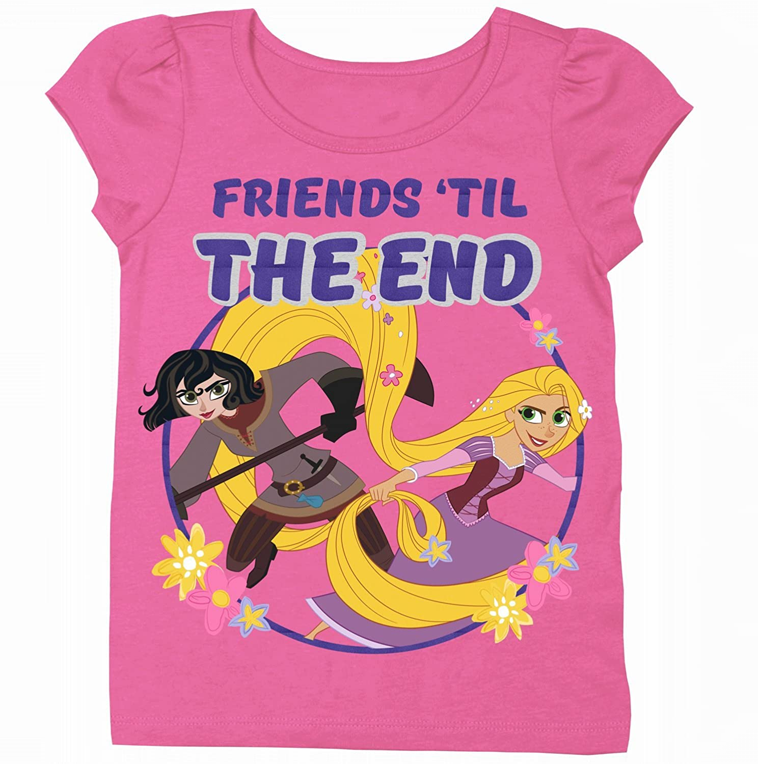 Disney Rapunzel Girls clothes Toddler outfits Pants Shirts Hoodie Purple 2T SALE