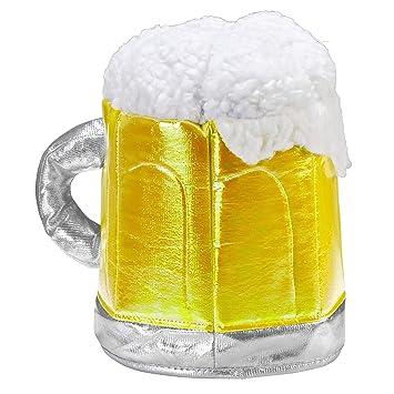la meilleure attitude Nouvelle meilleur Widmann 09642 Chapeau Chope de bière: Amazon.fr: Jeux et Jouets