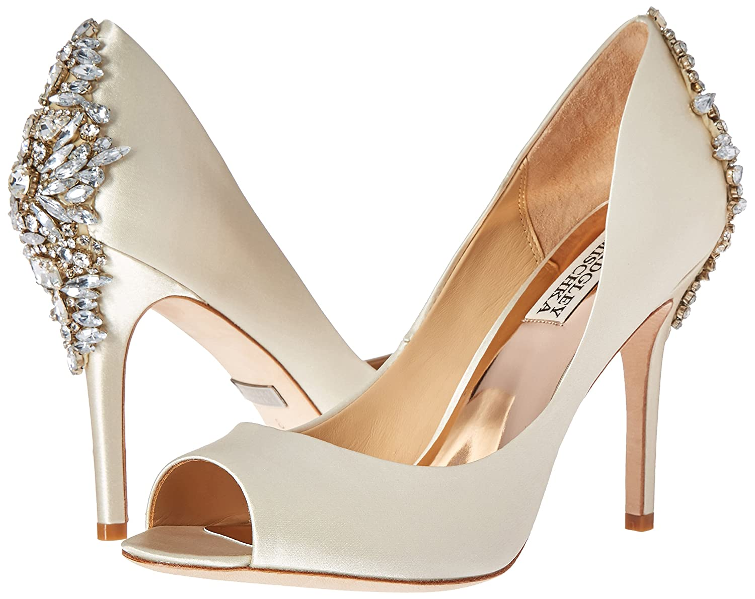 Badgley Badgley Badgley Mischka Nilla Damen Peep Toes e050f9