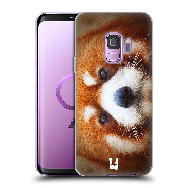 Head Case Designs Roter Panda Tiergesichter 2 Soft Gel Amazon Elektronik