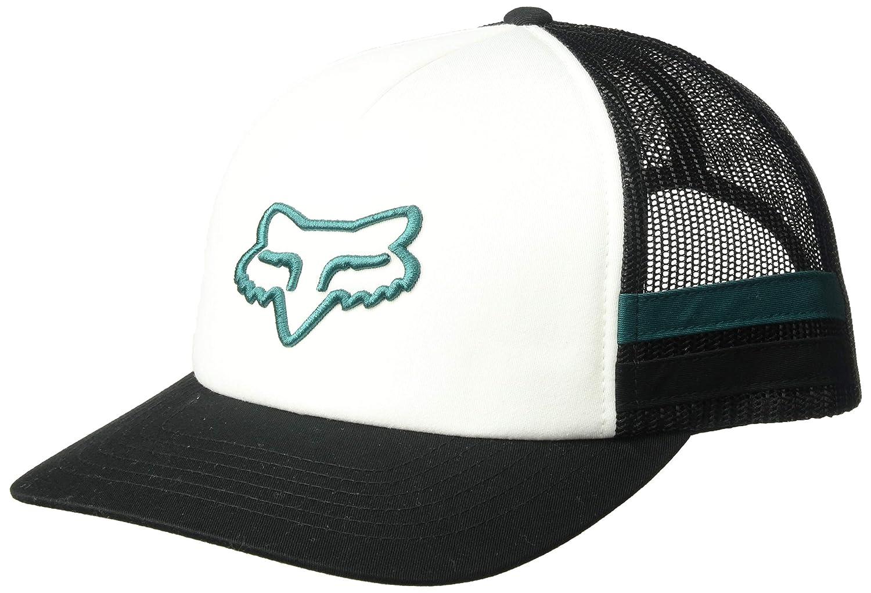 check out c56bd 56498 Amazon.com  Fox Junior s Head TRIK Trucker HAT, bark, OS  Clothing