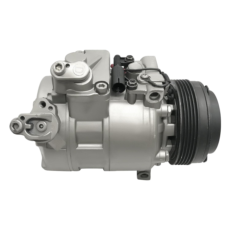 RYC Remanufactured AC Compressor and A/C Clutch GG396 RY AC Compressors